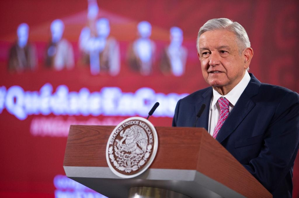 President López Obrador said Twitter head accepted the invitation to join him in a daily briefing.