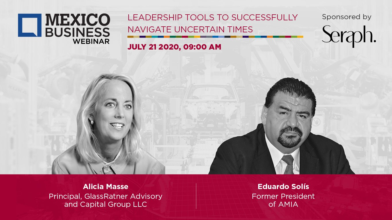 Alicia Masse, Eduardo Solis, Richard Payne, Jan Griffiths, Seraph, Webinar, AMIA, Gravitas Detroit, GlassRatner, Capital Group