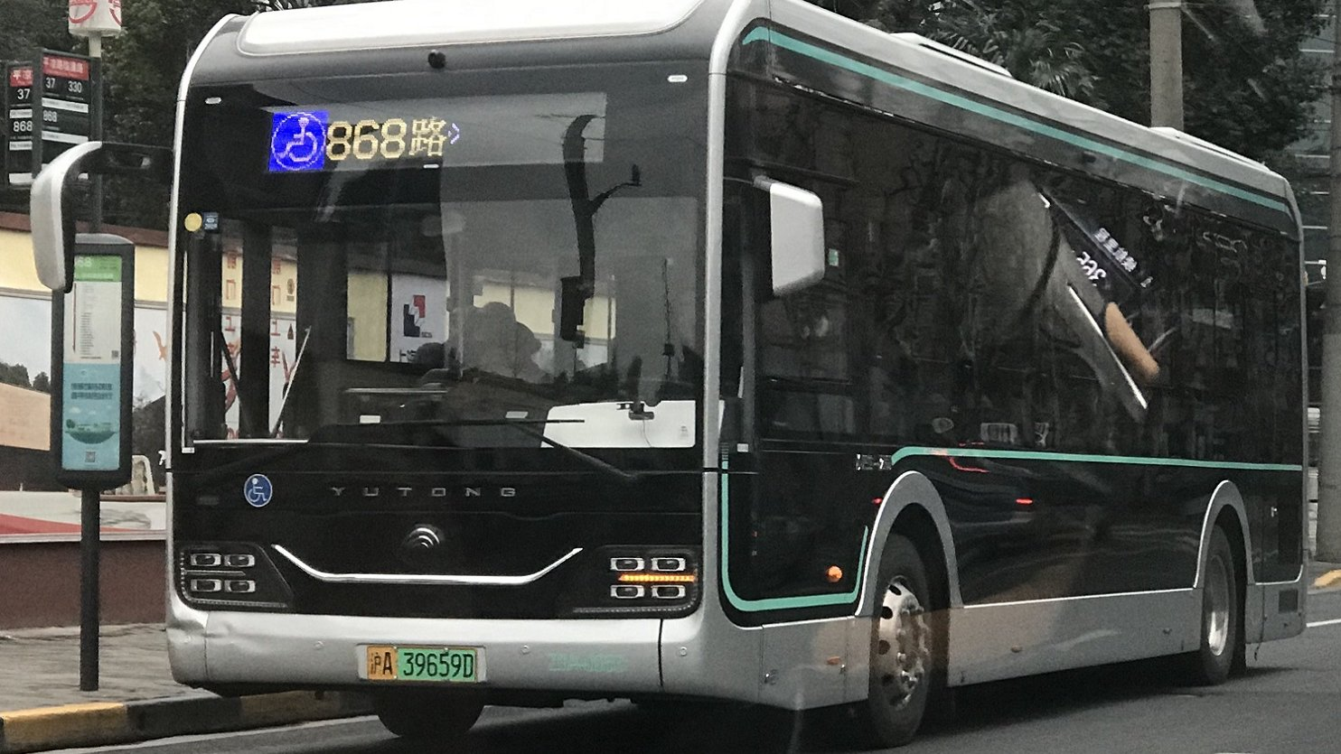 Yutong Electric Bus