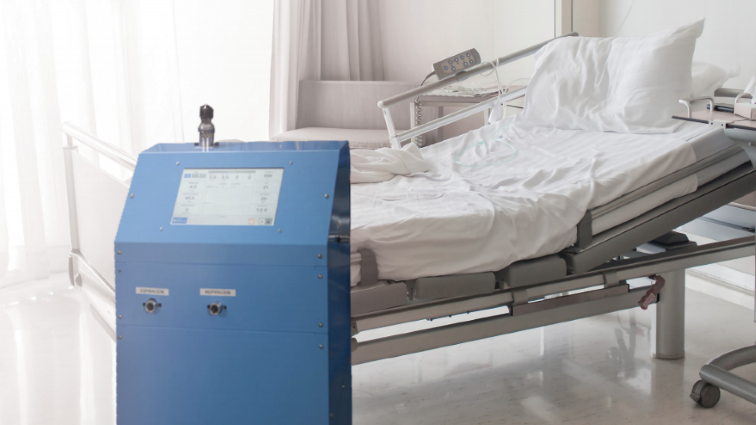 Mexican Ventilator Stands Against COVID-19