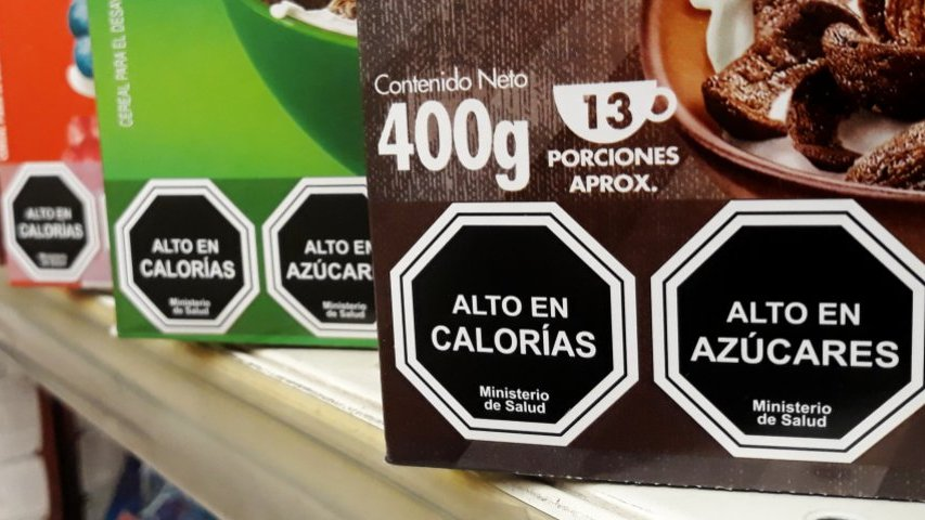 Legal Background on the New Food And Beverage Labeling