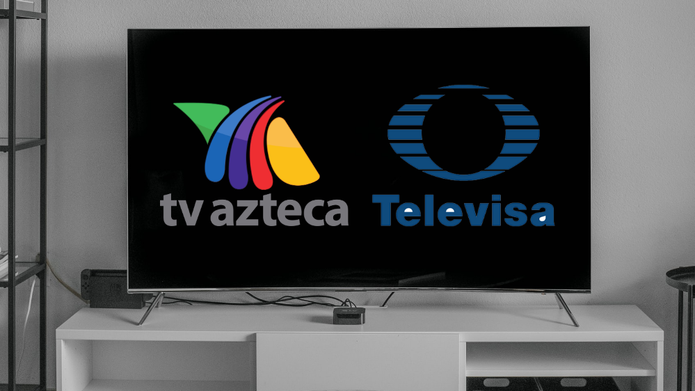 Televisa, TV Azteca, SEP, School Mexico