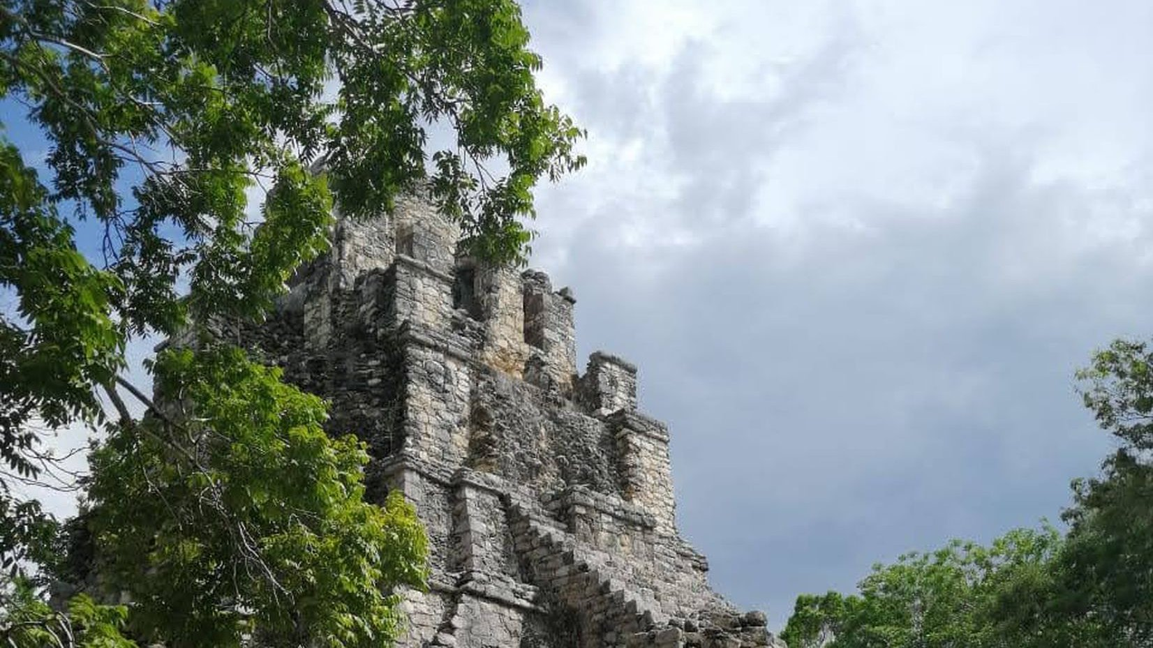 mayan archeological site