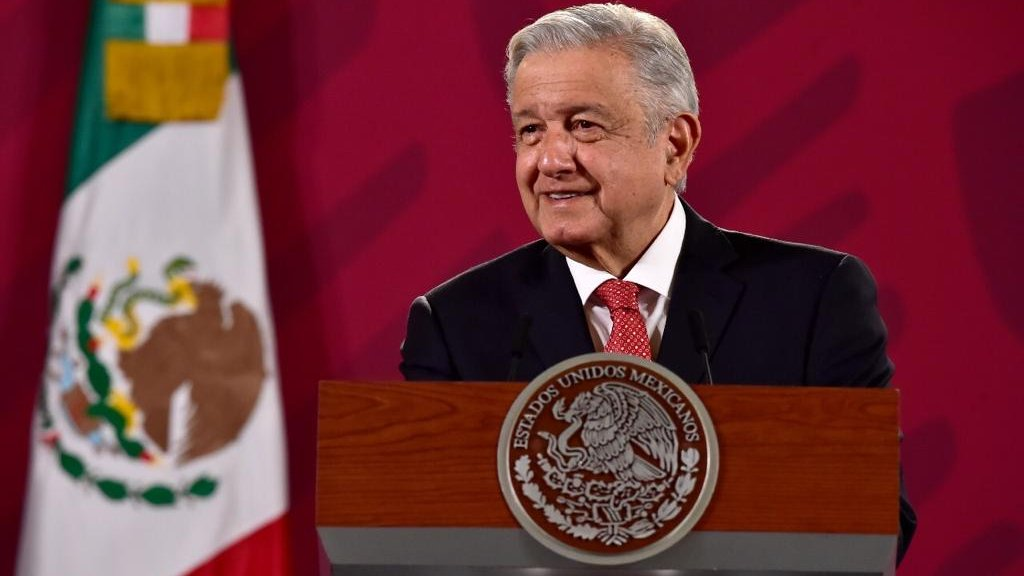 President López Obrador noted that Argentina restructured 99 percent of its debt in today's briefing.