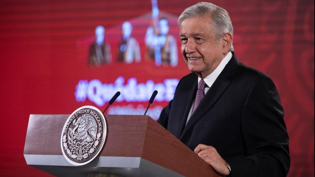 President López Obrador said energy and communication projects are included in the investment plan with private sector.