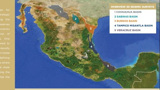 MEXICO'S SHALE GAS RESOURCES