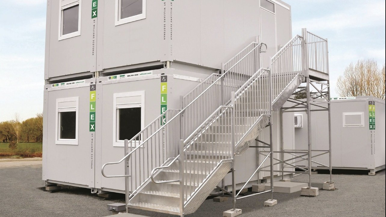 Flexibility and Versatility in Modular Building