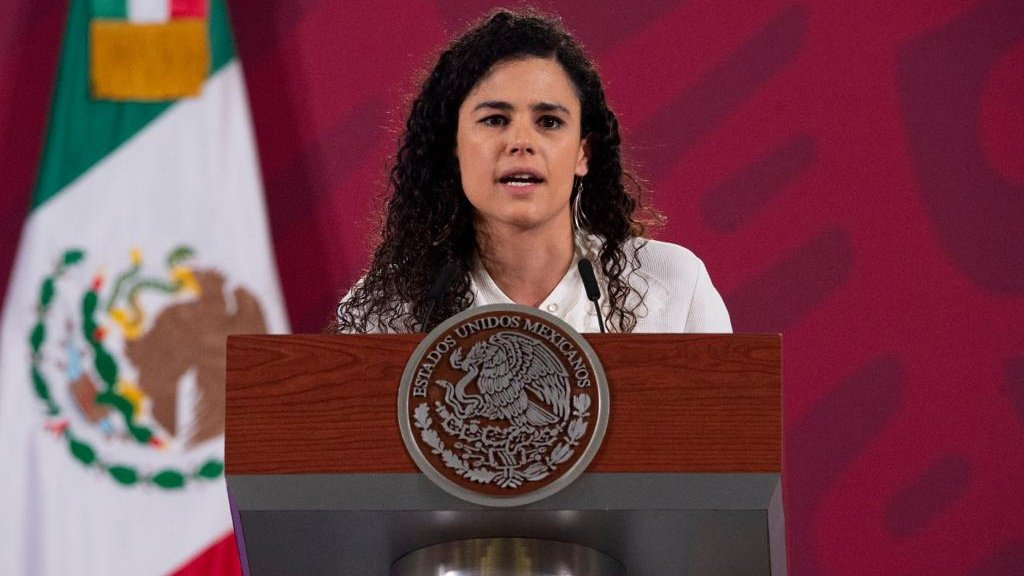 Minister of Labor (STPS) Luisa María Alcalde disclosed the planned reform in outsourcing today.